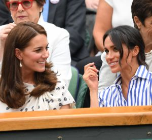 Kate Middleton et Meghan Markle : leur astuce pour être parfaites en photos