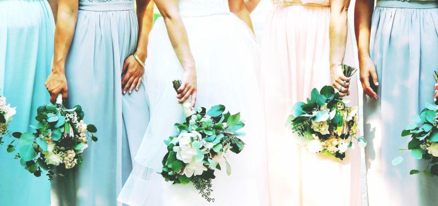 Mariée et demoiselles d'honneur : 20 combos qui en jettent !