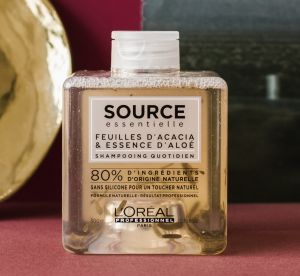 Source essentielle ou quand L'Oréal se met au shampoing naturel et rechargeable