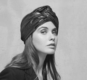 Donia Allegue et la tendance grandissante du turban prêt-à-porter