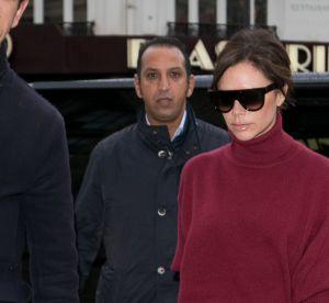 Retour du froid : Victoria Beckham a l'astuce look pour nous tenir chaud
