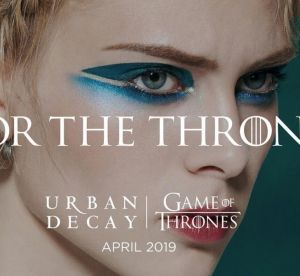 Urban Decay crée l'événement avec une collection de make-up Game of Thrones