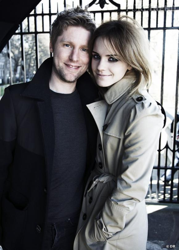 Christopher Bailey et Emma Watson