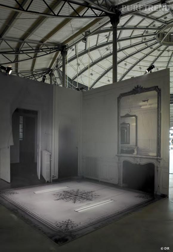 Expo Dysfonctional Paris installation
