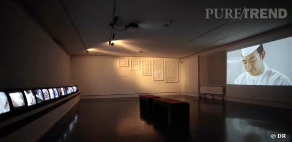 Installations Chalayan et Simons Dysfashional