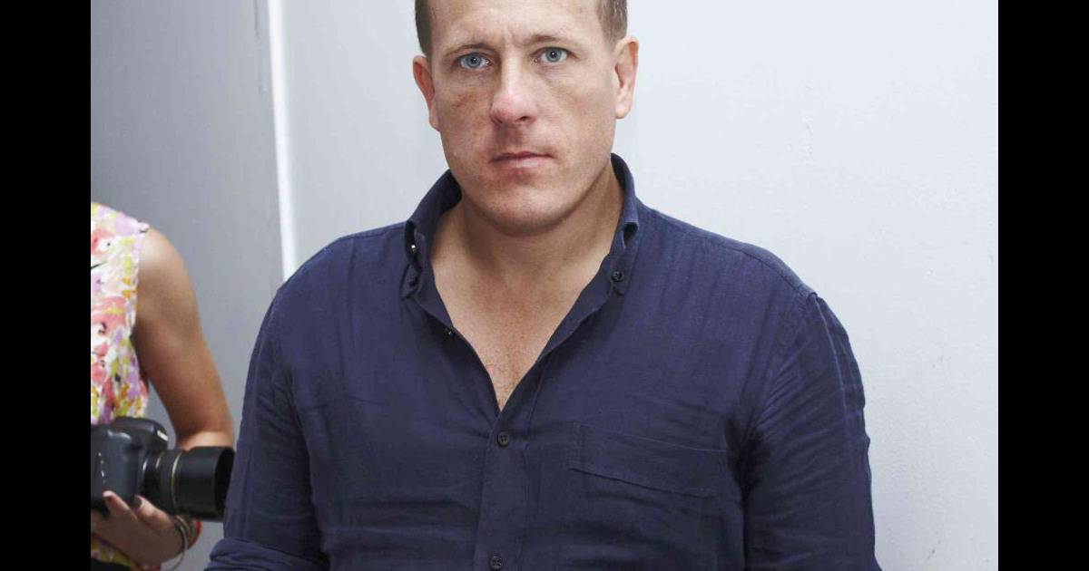 Scott Schuman, alias The Sartorialist...