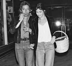 Couple mythique : en mode Jane Birkin et Serge Gainsbourg