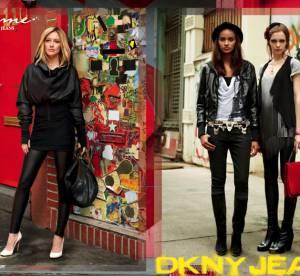 Hilary Duff en mode Street Style pour DKNY