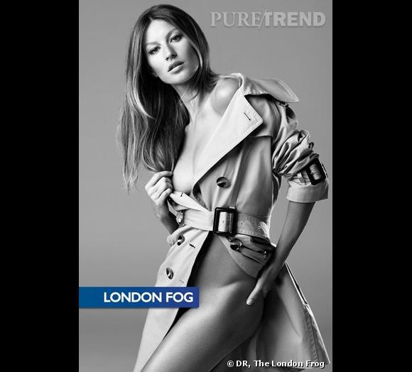 Nouvelle campagne The London Frog automne-hiver 2009/2010