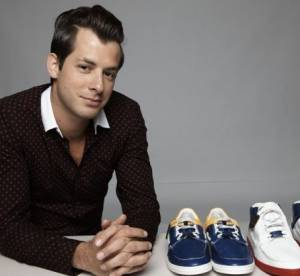 Samantha et Mark Ronson s'improvisent créateurs de Baskets