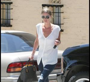Nicky Hilton, rebelle en jean troué