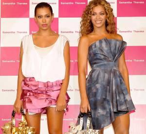 Les soeurs Knowles égéries sexy pour Samantha Thavasa