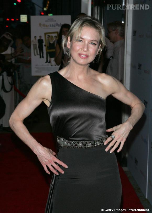 Renee Zellweger à la projection de som film My One and Only