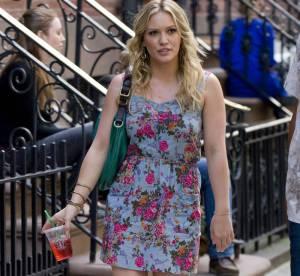 Hilary Duff, jeune fille en fleurs
