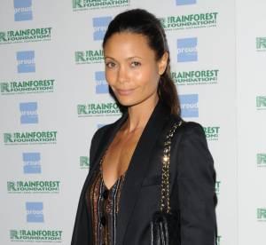 Thandie Newton : sobre et élégante avec un tregging, c'est possible ?