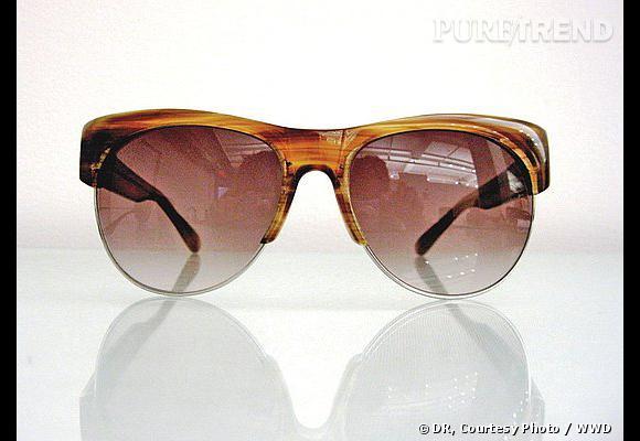 Collection de lunettes de soleil de  The Row