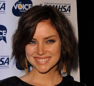 Jessica Stroup, sauvagement sexy