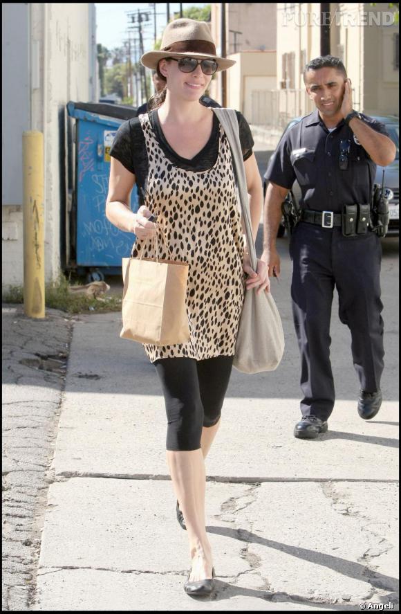 Liv Tyler se balade dans les rues d'Hollywood