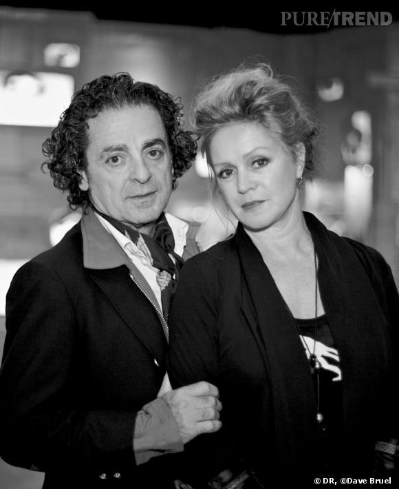 Armand et Martine Hadida