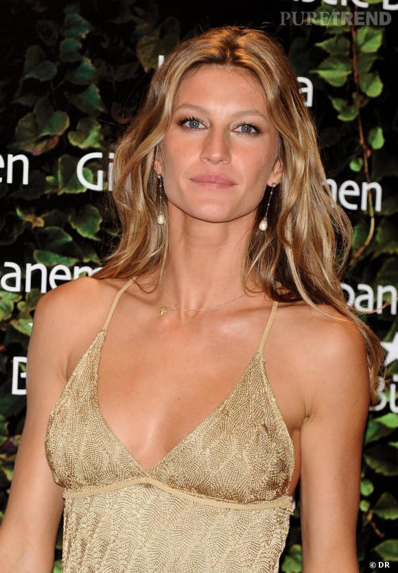 Le top 10 des tops les plus influentes Nom: Gisèle Bündchen Agence : IMG Contrats : Versace, Dior, Ipanema Gisele Bundchen...