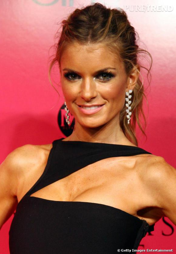 Marisa Miller lors de l'after party Victoria's Secret