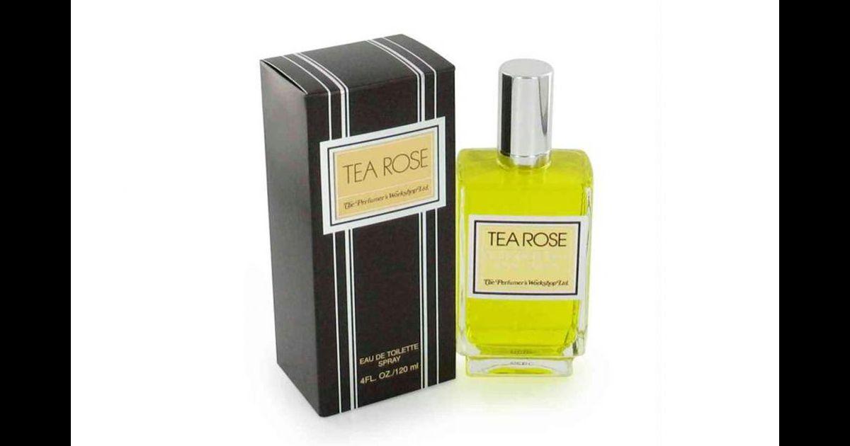 Tea Rose conçu par Perfumer's Workshop Le secret de la ...