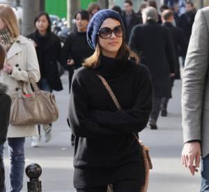 Jessica Alba ou comment s'habiller pour les soldes d'hiver ?