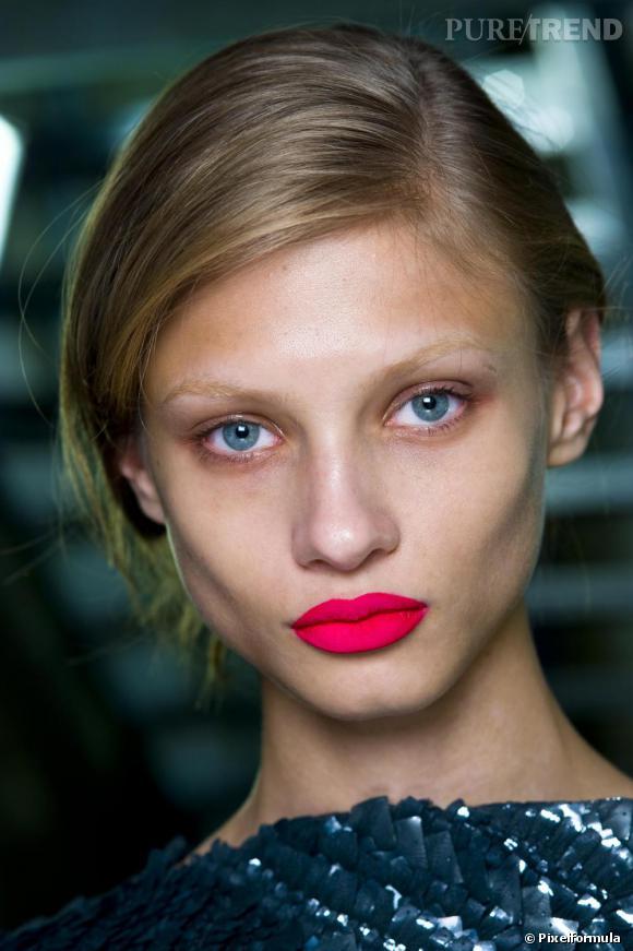 Docteur beauté : le fushia aux lèvres