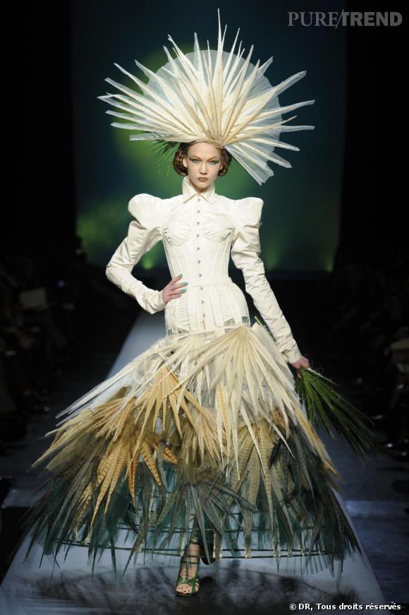 Défilé Jean Paul Gaultier Haute Couture Printemps Eté 2010