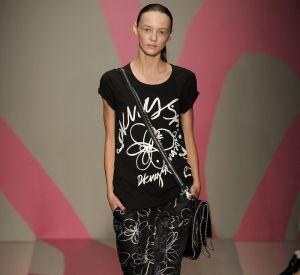 Défilé DKNY - Alex Sandor - New York Printemps Eté 2010