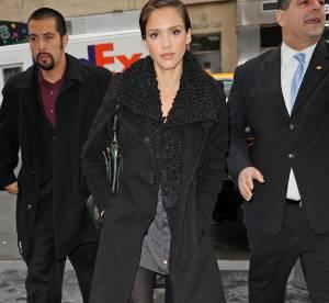 Jessica Alba : un look astucieux pour l'hiver... A shopper !