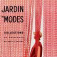 Le Jardin des modes, février 1957, couverture de Jacques Moutin