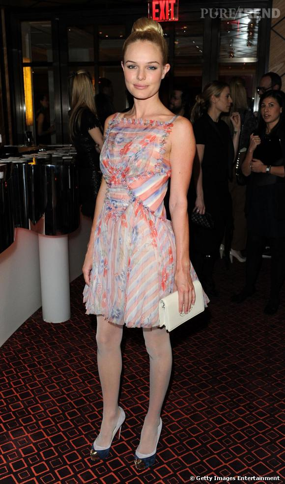 Kate Bosworth en robe Chanel