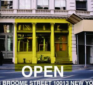 Jérome Dreyfuss ouvre une boutique à New York
