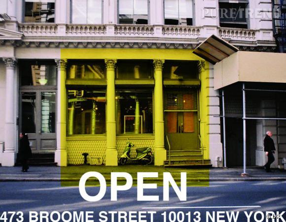Boutique Jérome Dreyfuss à New York