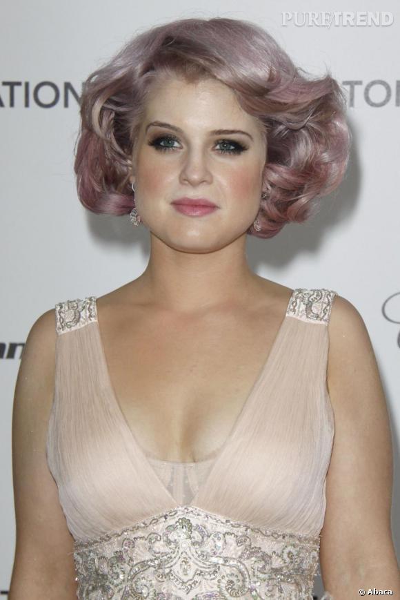 Kelly Osbourne aux Elton John Aids Awards à Los Angeles