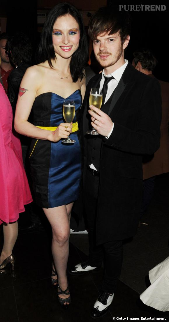 Sophie Ellis Bextor et son mari Richard Jones