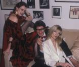Loulou de la Falaise, Yves Saint Laurent et Betty Catroux