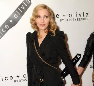 Madonna, une maman discrètement sensuelle