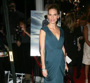 Hilary Swank : ses plus beaux looks en images