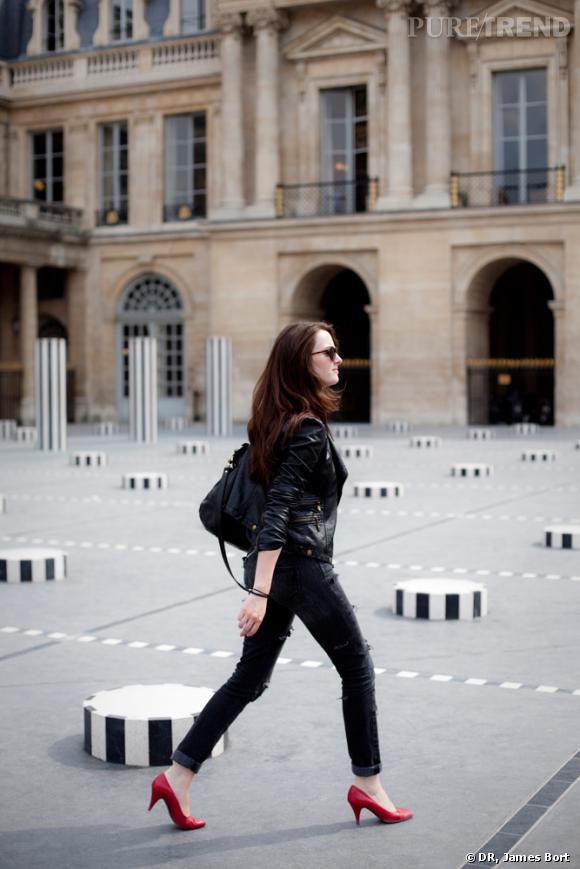 Promenade Streetstyle avec Clémentine