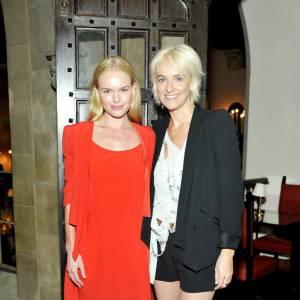 Kate Bosworth et Vanessa Bruno à la soirée Vanessa Bruno au Château Marmont à Los Angeles