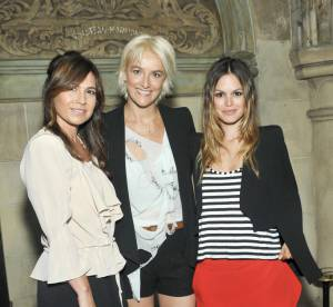 Rachel Bilson, Kate Bosworth, Julie Delpy dînent avec Vanessa Bruno