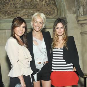 Nicole Chavez, Vanessa Bruno et Rachel Bilson à la soirée Vanessa Bruno au Château Marmont à Los Angeles
