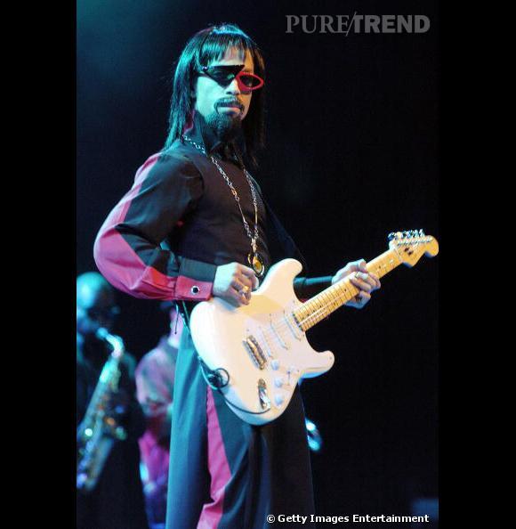 Expérimental en 2004, Prince passe par une phase futuriste poussée, loin d'être sa meilleure période.