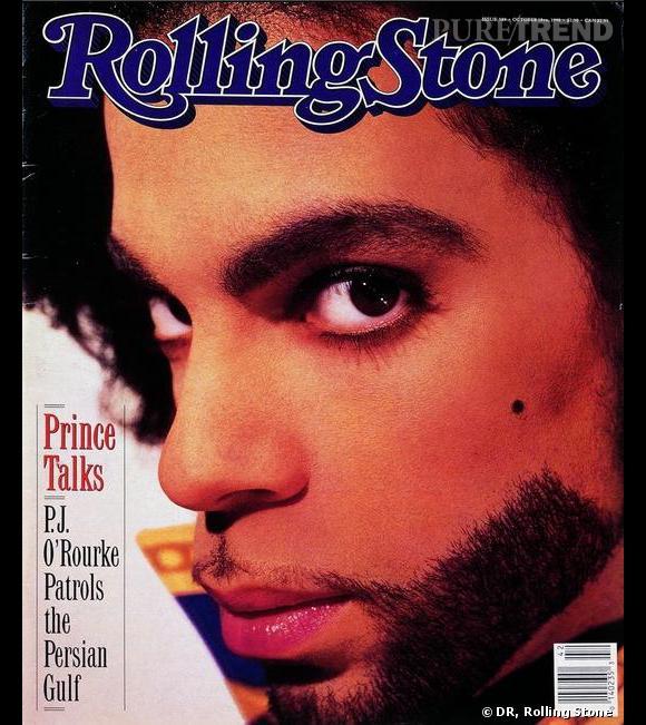 Prince fait à nouveau la couverture de Rolling Stone en 1990.