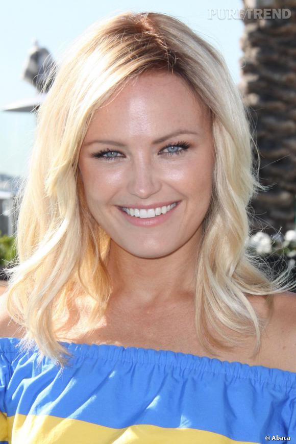 Malin akerman a tout du clich de la jolie su doise blonde aux yeux bleus avec un beau sourire - Actrice yeux bleus ...