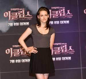 Comme Kristen Stewart, osons la jupe plissée !