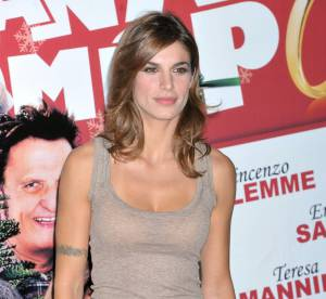 Elisabetta Canalis, Madame Clooney s'essaie au cuir