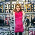 """Anna Dello Russo lors de la soirée Chanel """"La Passeggiata"""" à Milan."""